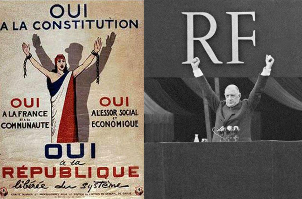 an analysis of french politics under the fifth republic The current french political system of the fifth republic is a hybrid presidential/parliamentary system with a president under the constitution in french politics.