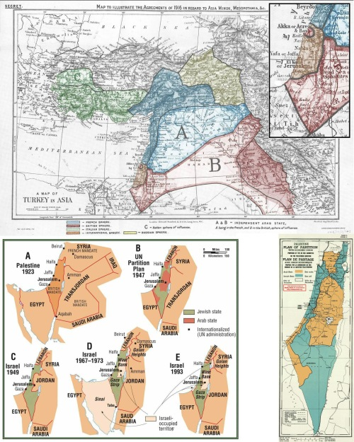 PalestibePartitionPlans1916_1993
