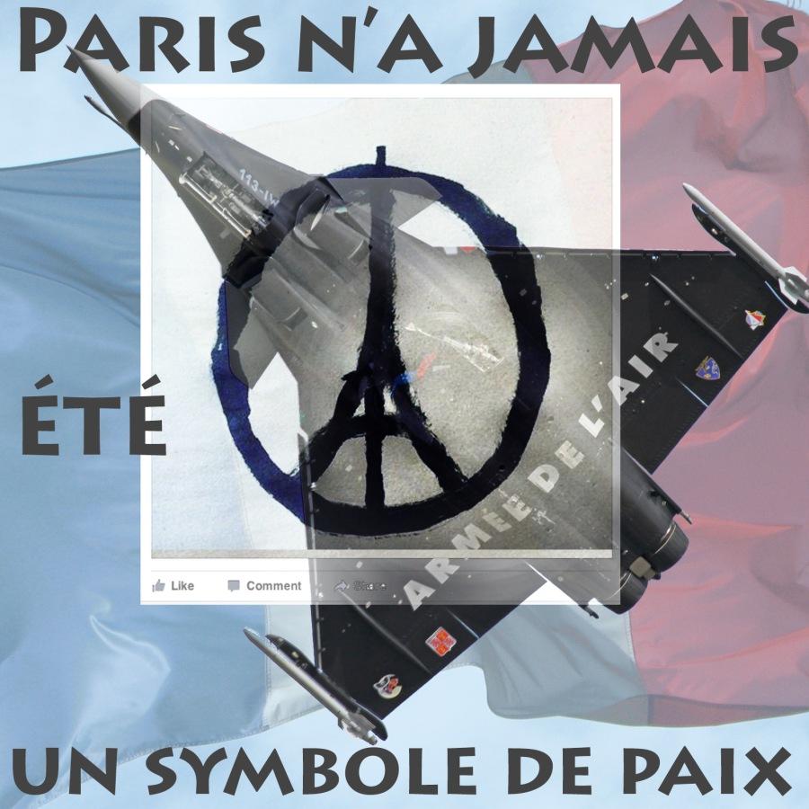 ParisNaJamaisEteeUnSymboleDePaix