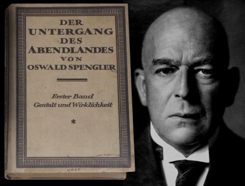 SpenglerUntergangDesAbendlandes1918