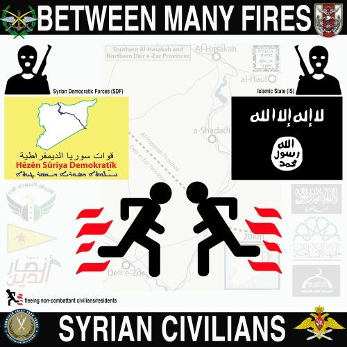 SyriaResidentsBetweenTwoFires