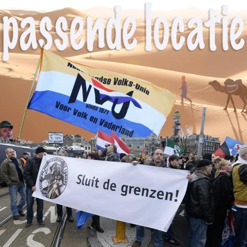 NVUdemoAmsterdamPassendeLocatie