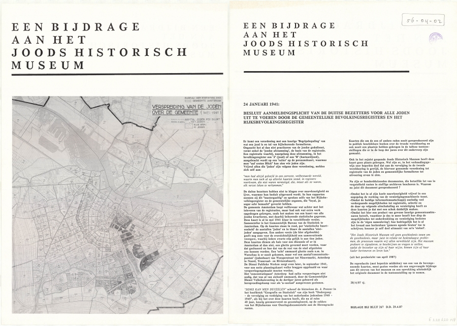Iedere_Stip_Tien_Joden_kaart_Amsterdam_1941