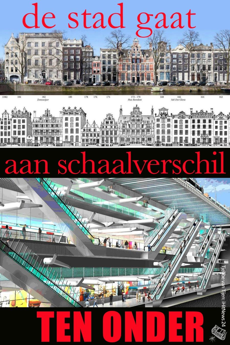 iHitNews24_AmsterdamStadSchaalverschil_NoorfZuidlijn