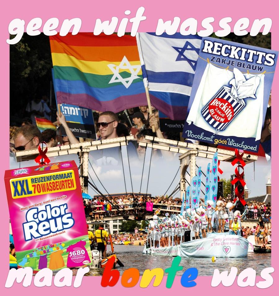 Geen-wit-wassen-maar-bonte-was_Gay-Pride_Tel0Aviv_Amsterdam